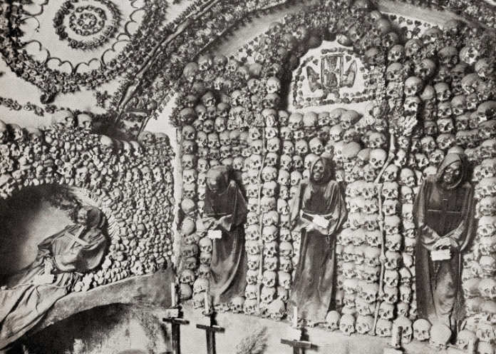 Capuchin Crypt, a lesser-known sight of rome