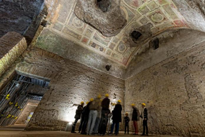Domus Aurea, a lesser-known sight of rome