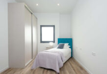 A small bedroom improved with tips