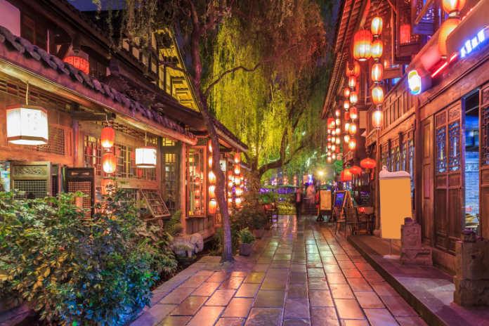 Jinli, Chengdu, China