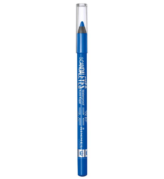 Rimmel Scandal'Eyes Waterproof Kohl Eyeliner Blue
