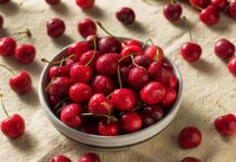 A bowl of cherries, cherry recipes