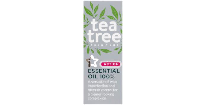 Superdrug Tea Tree Essential Oil
