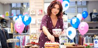 Bake off is back- Candice Brown, winner of the Great British Bake Off in 2016