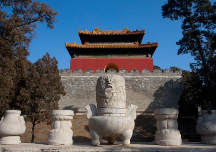 Best parks in the world-Ming Dynasty Tombs Scenic Area (Alamy/PA)