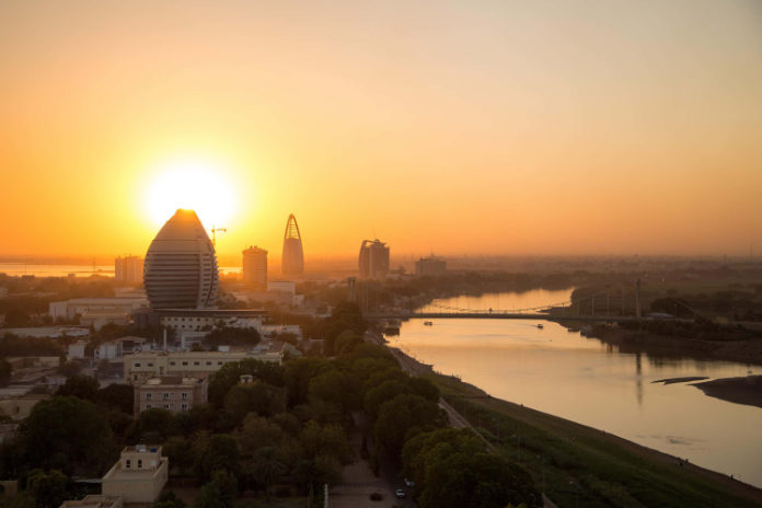 A sunset view of river Nile in Khartoum (Alamy/PA)