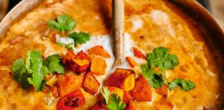 Fragrant squash curry from Together by Jamie Oliver
