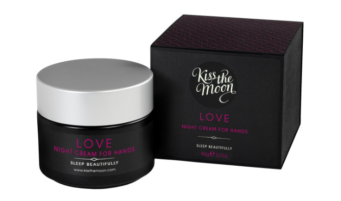 Kiss The Moon Love Night Cream for Hands