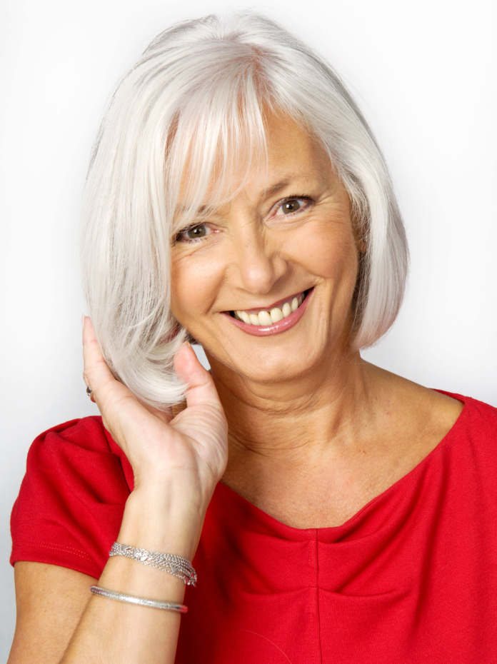 Choose the best products for grey hair