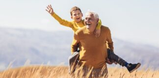 Healthy aging-family