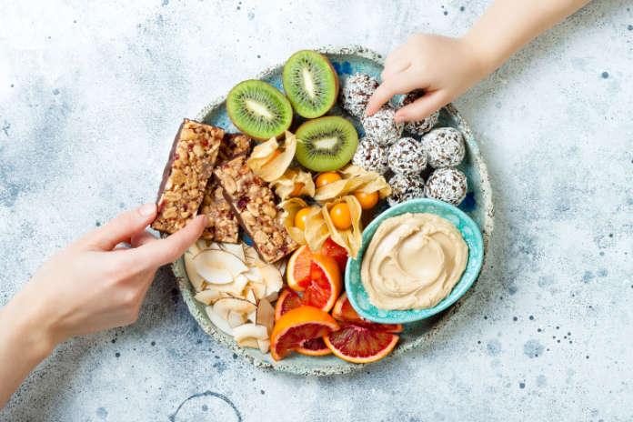 Lower Cholesterol healthy snacks