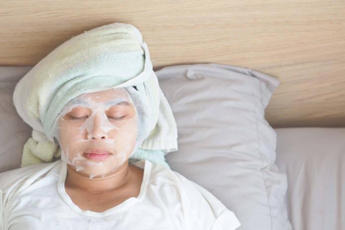 Should we stop using sheet masks?