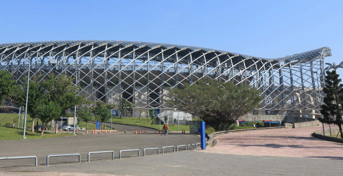 Kaohsiung National Stadium, 1 of the best stadiums in the world