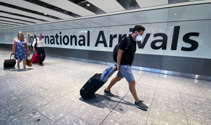 Latest government travel advice