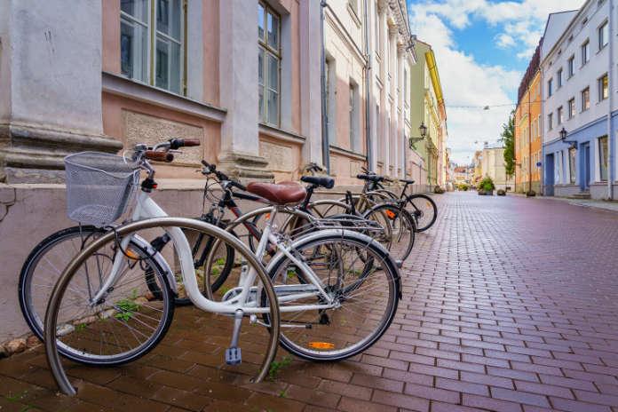 Estonia cycle holiday