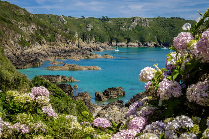 Visit Guernsey for a walking holiday