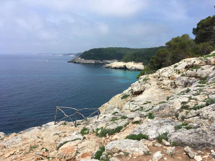 Eco travel Europe - trekking in Menorca