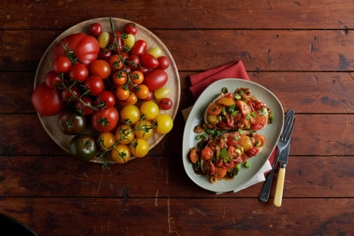 Tomatoes are an idea crop and versatile food.