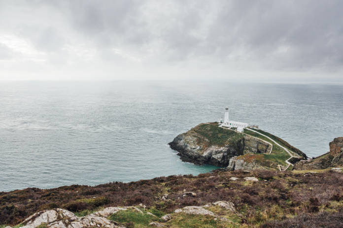 Scuba diving locations - Trearddur Bay