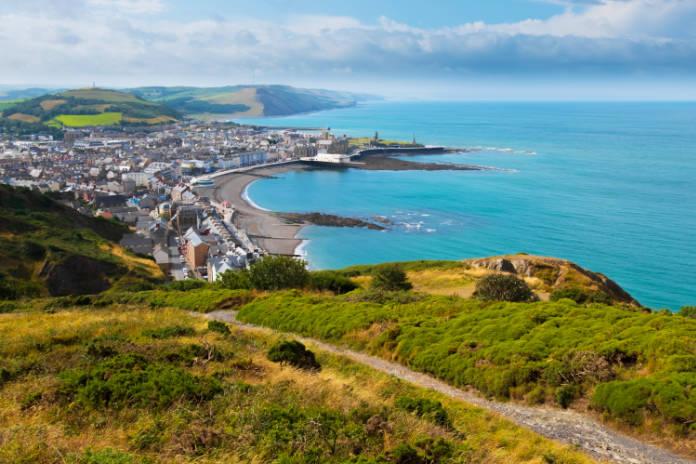 Scuba diving locations - Welsh Coast