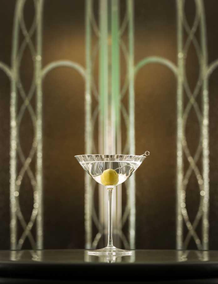 Claridges martini