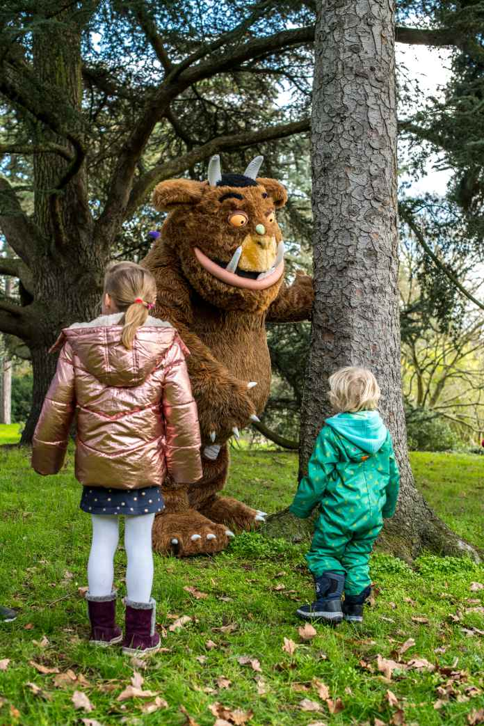 The Gruffalo's Child at Kew Gardens