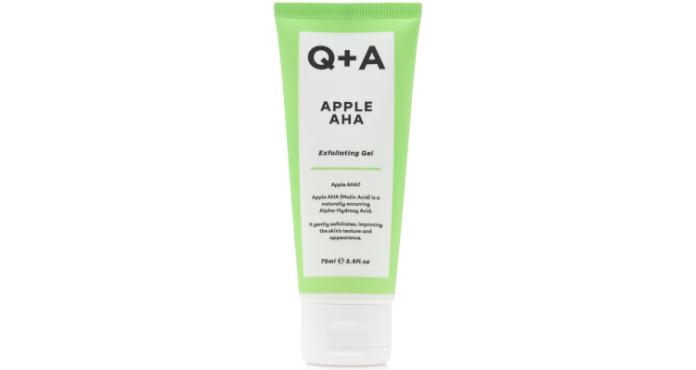 Q+A Apple AHA Exfoliating Gel