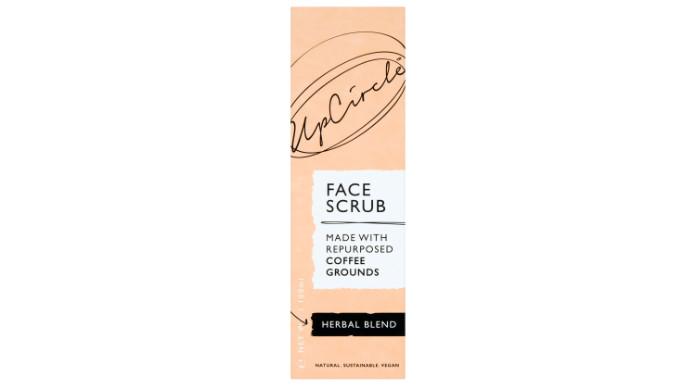 UpCircle Face Scrub Herbal Blend