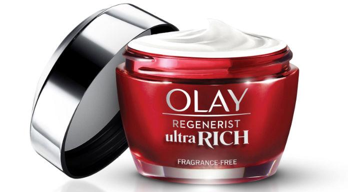 Olay Regenerist Ultra Rich Day Face Cream Rich Feel
