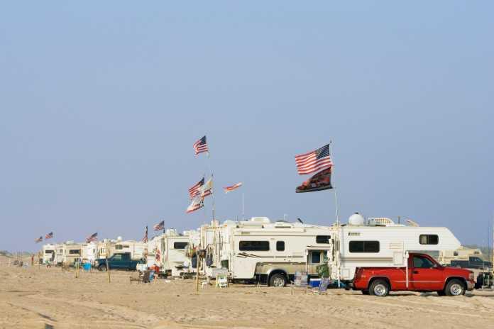 Assateague National Seashore Camping
